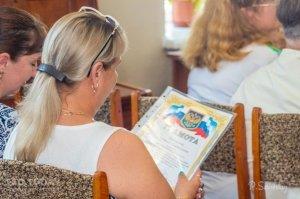 Собрание ко Дню библиотек в Феодосии #11435
