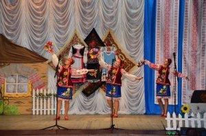 Фото отчетного концерта клуба СЯБРОВКИ в ДК БРИЗ #6312