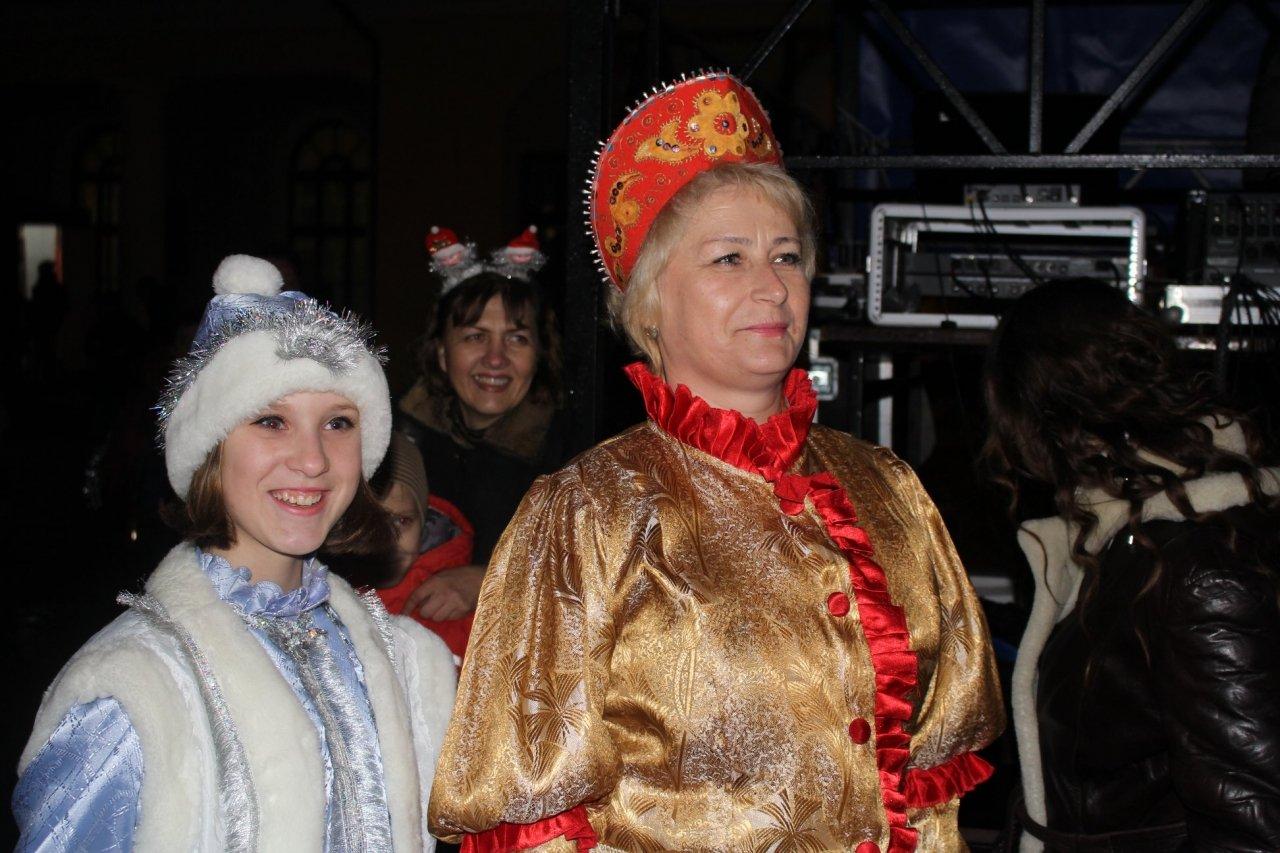 Новый год 2018 в Феодосии #6518