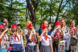96-летие Всесоюзной пионерской организации Ленина #11312