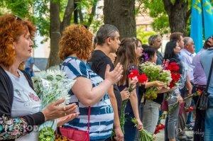 В Феодосии почтили память жертв депортации крымских татар #10867