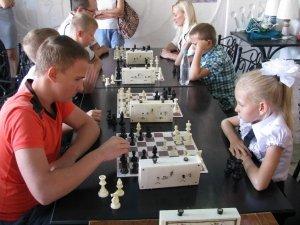 Фото шахматного турнира в Феодосии #3367
