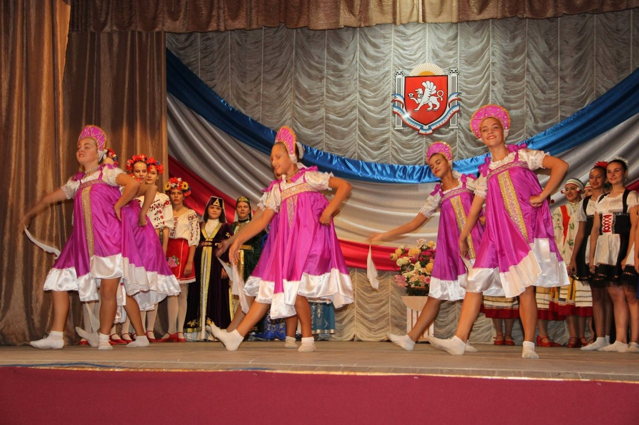 Фото торжественного мероприятия ко Дню герба и флага Республики Крым #4280