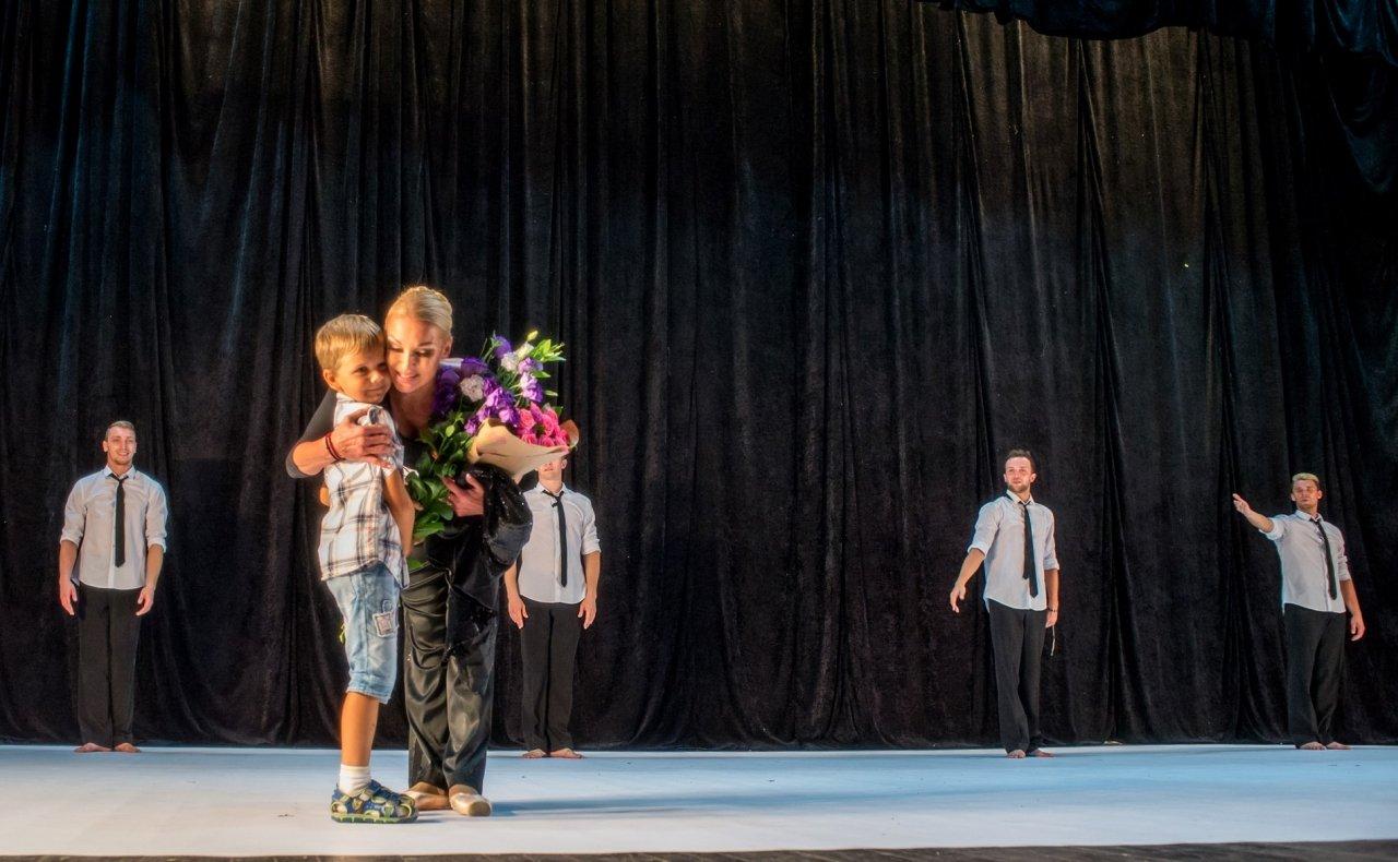 Фото концерта Анастасии Волочковой в Феодосии #630