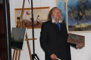 Фото открытия выставки «Море и любовь не терпят педантов» в Феодосии #1144