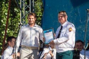 Фестиваль военных оркестров в Феодосии #12781