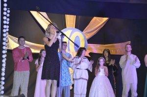 Фото юбилейного представления Феодосийского театра драмы и музкомедии #5786