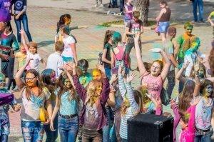 Фестиваль красок в Феодосии, май 2018 #11258
