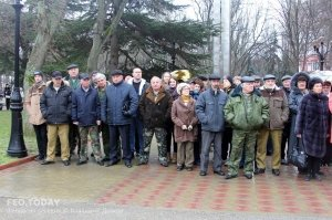 Феодосия. Празднование 23 февраля #7373