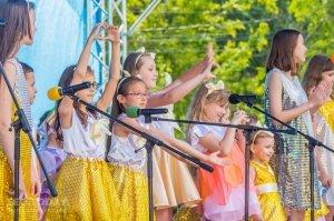 День защиты детей в Феодосии #11969