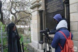Фото со съемок фильма об Айвазовском в Феодосии #917