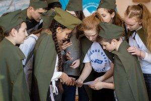 Квест «Сталинградская битва», Волонтеры Победы #6906