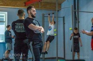 Заруба в Феодосии, турнир по CrossFit #8641