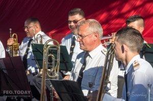 Фестиваль военных оркестров в Феодосии #12797
