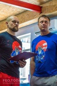 Заруба в Феодосии, турнир по CrossFit #8635