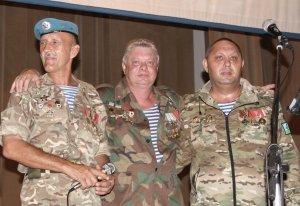 Фото празднования 30-летия Союза ветеранов Афганистана в Феодосии #2523