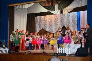 Фото отчетного концерта клуба СЯБРОВКИ в ДК БРИЗ #6330