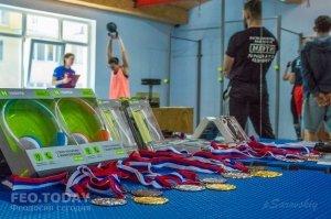 Заруба в Феодосии, турнир по CrossFit #8632