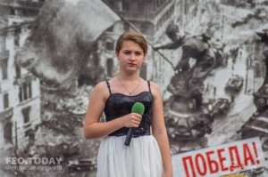 9 мая. День Победы в Феодосии #10478