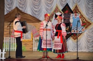 Фото отчетного концерта клуба СЯБРОВКИ в ДК БРИЗ #6318