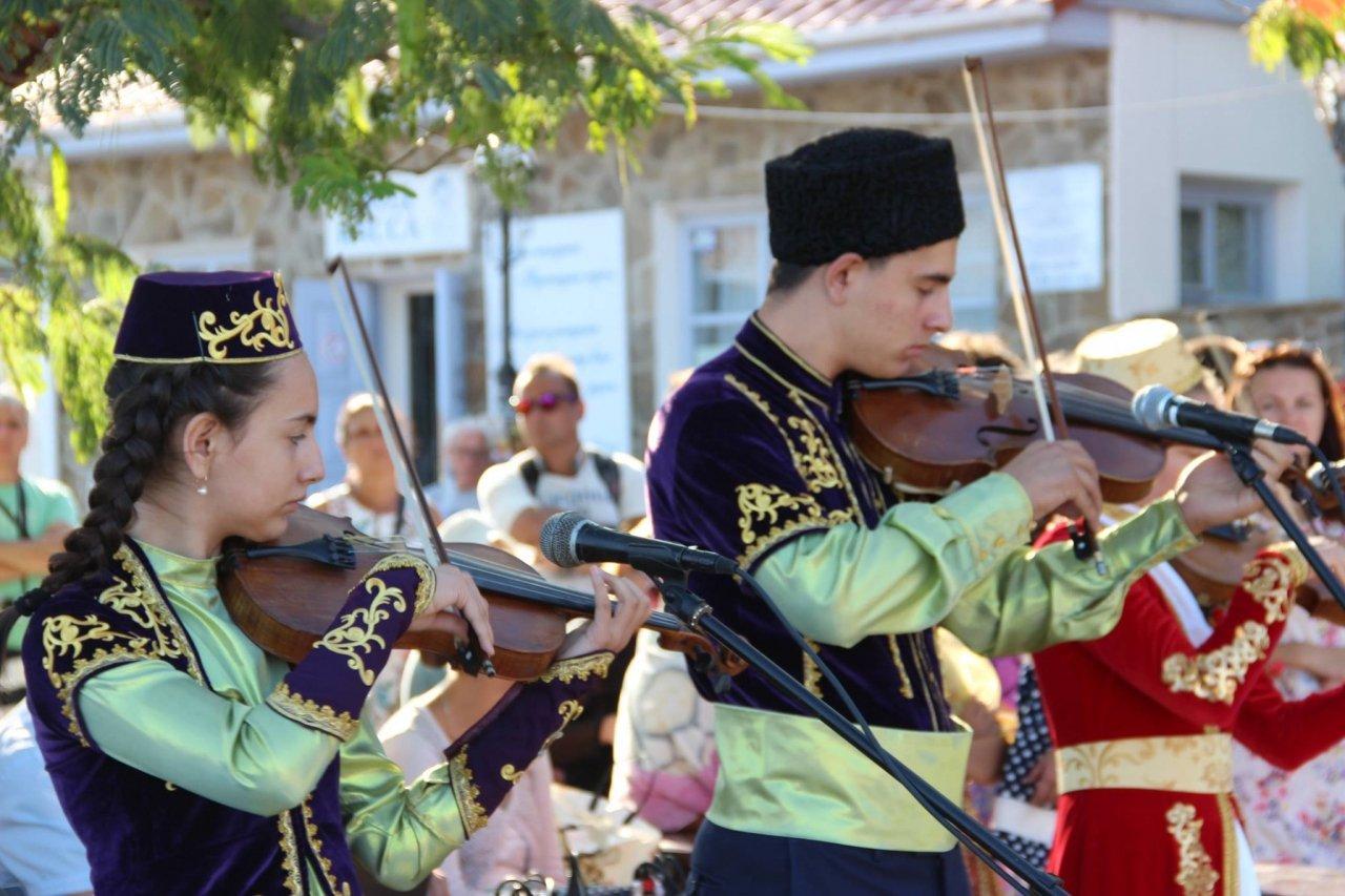 Фото праздника День поселка в КОКТЕБЕЛЕ #3318