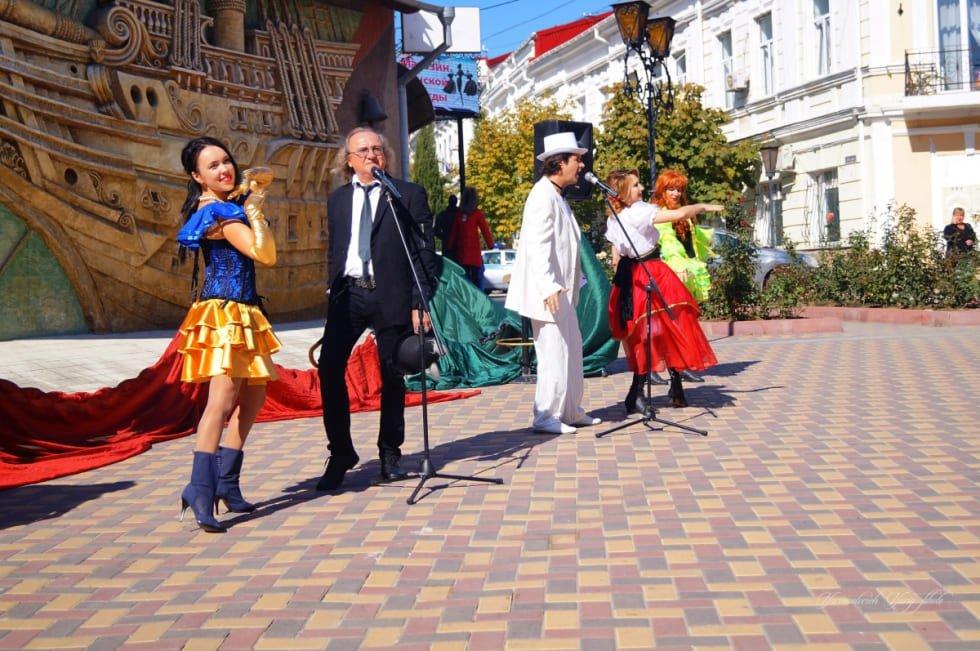 Открытие 26 театрального сезона театра «Парадокс» #14332