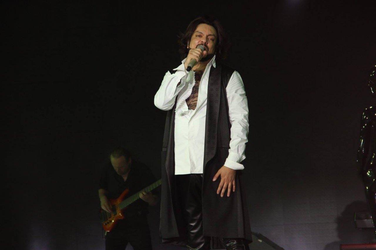 Фото концерта «Я Филипп Киркоров» в Феодосии #416