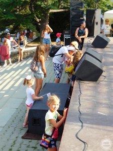 Фото выступления клуба БРАВО на День города в Феодосии #1610