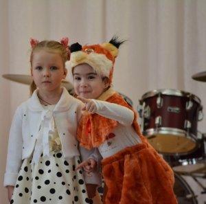 Фото новогоднего концерта в музыкальной школе №1 Феодосии #6377