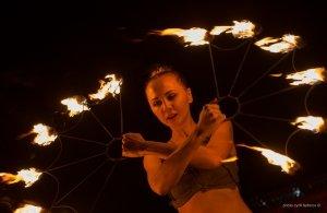 Фото фестиваля «Крым Fire-fest» в Коктебеле #2357