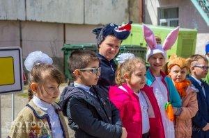 Открытие автомотошколы в Феодосии #8009