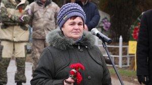 Фото траурной церемонии захоронения останков 35 бойцов Крымского фронта #6180