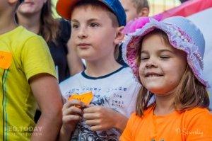 День защиты детей в Феодосии #11946