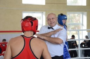 Фото XXI Республиканского турнира по боксу памяти Ефимова В.Ф в Феодосии #5703