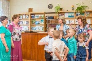 Собрание ко Дню библиотек в Феодосии #11405
