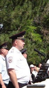 Фото принятия присяги в Краснокаменке #385