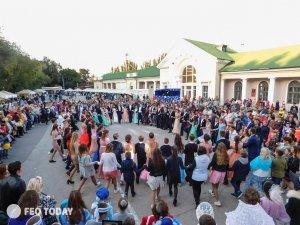 Фото акции БЕЛЫЙ ЦВЕТОК в Феодосии #4910