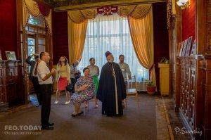 Визит потомков династии романовых в Феодосию #12129