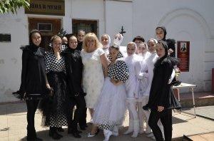 Фото шахматного фестиваля в Феодосии #150