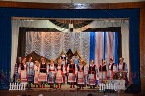 Фото отчетного концерта клуба СЯБРОВКИ в ДК БРИЗ #6316