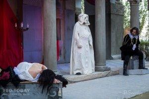 Спектакль «Каменный гость» #12953