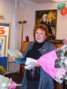 Фото юбилея художественной школы Айвазовского в Феодосии #5496