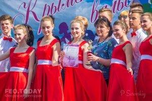 «Крымский вальс» в Феодосии #9882