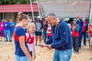Чемпионат по волейболу «Атлантик» #11818