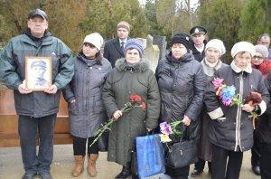 Фото траурной церемонии захоронения останков 35 бойцов Крымского фронта #6172