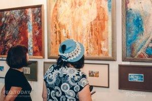 Выставка «Шелковый путь», А.Марьяхин #12322