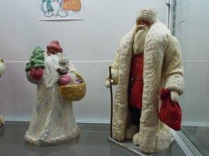 Фото выставки «Дед мороз из нашего детства» в Феодосии #6473