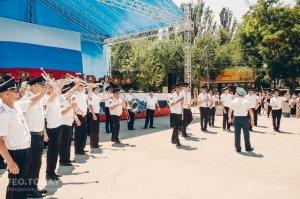 Концерт военного оркестра #12443