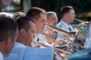Фестиваль военных оркестров в Феодосии #12792