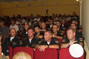 Фото празднования 30-летия Союза ветеранов Афганистана в Феодосии #2524